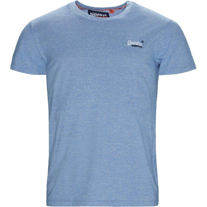 M1010 T-shirt - T-shirts - Regular - Blå